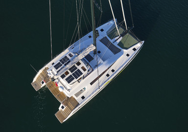 JFA – the second Long Island 85 is sailing