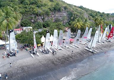 'Martinique Cata Raid'