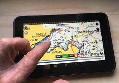 On-board electronics – part 2 Tablets and navigation apps