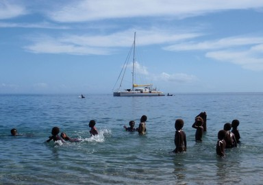 Vanuatu, the lucky discovery...Part wo