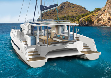 Bali Catamarans, new designs