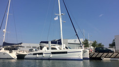 Tolimara: a sabbatical year in a Catana 47. Nice, don't you think?
