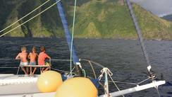 Maui: The 'Baie des Vierges' makes us wait…