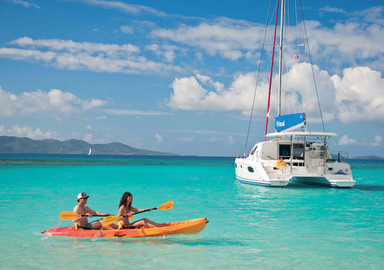 14 destinations to discover in a catamaran