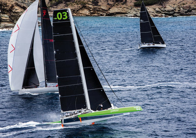 Racing in the West Indies this winter