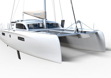 Outremer 51, a new version