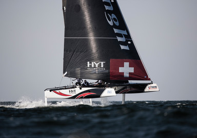Extreme Sailing Series: the 12th!