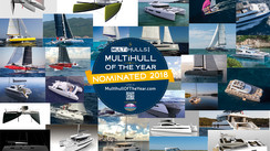 Multihull of the year: Vote in the first election for Multihull of the Year 2018