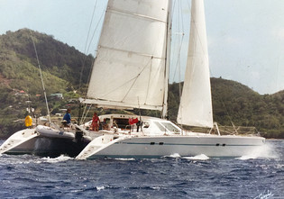 MULTIHULL MATCH Sabbatical Year: Purchase or Long Term Charter?