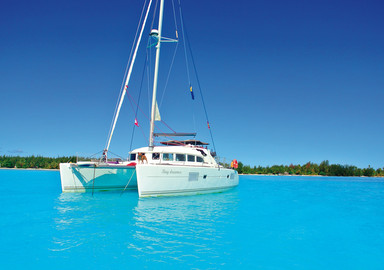 Bay Dreamer : Under the charms of French Polynesia