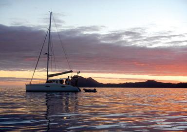 A Contre Temps in the Marquesas