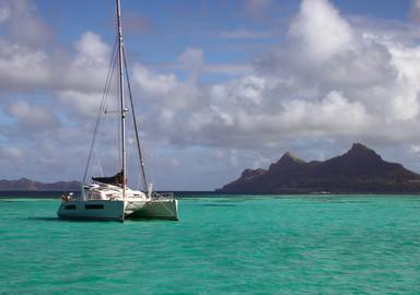 Kallima, pleasure in Polynesia!