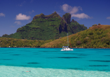 Be & Be at Bora Bora