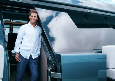 Rafael Nadal From Tennis Champion To Catamaran Captain Power Catamaran Multihulls World Multihulls World