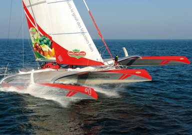 Route du Rhum Race test: 80' singlehanded, the ultimate experience