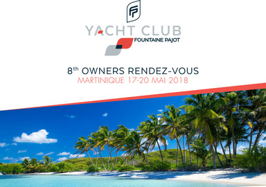 Fountaine Pajot owners' rendezvous