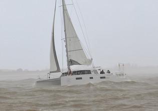 Safety when ocean cruising