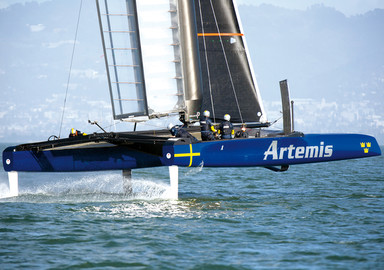 35th America's Cup: how far will they go?