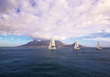 MultiHull's Favourite Stopovers: Cape Town
