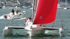 Astus 20.2: the successful day-sailer.