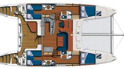 CATANA 52 OCEAN CLASS :  An open door to the ocean cruising world