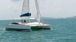 Catathai 34 & 40: tropical cruising