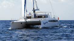 Dolphin 460: an owner's catamaran