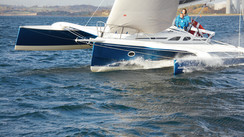 DRAGONFLY 35' A fast cruising trimaran to take your breath away…