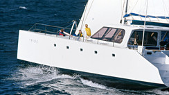 GUNBOAT® 62 Successful Synthesis of Cruiser and Racer in a Bluewater Catamaran