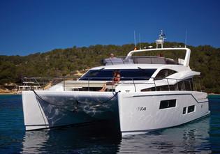 Jaguar 48 Power catamaran