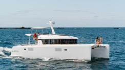LAGOON MY40 A great little cruising catamaran…