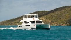 Moorings 514 Power Cat An elegant and high performing 51' LEOPARD motor catamaran