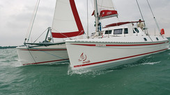 THE OUTREMER SPIRIT AS A 42-FOOTER