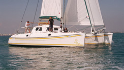 THE BIG TEST: OUTREMER 42' ELECTRIC VERSUS OUTREMER 42' DIESEL