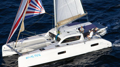 OUTREMER 45 The next generation
