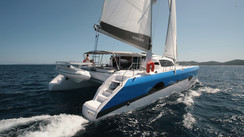OUTREMER 49' 'Casting out 49s'