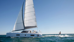 Outremer 51 The pinnacle of fast blue water cruising catamarans