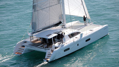 Outremer 5X A very hot 60-foot catamaran
