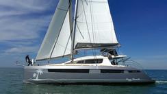 PRIVILEGE SERIE 5 A real Privilege to sail