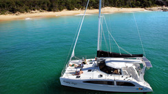 SEAWIND 1160,  The Antipodean catamaran