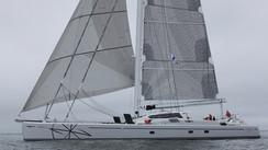 VITALIA / Ex-ORANGE II 110 miles on board the majestic vessel, Vitalia