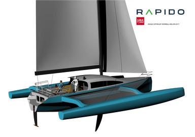 A new Rapido - Catamaran - Multihulls World - Multihulls World