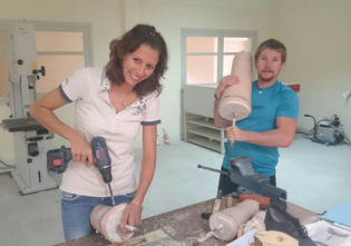 Elena and Wojtek: generous sailors!